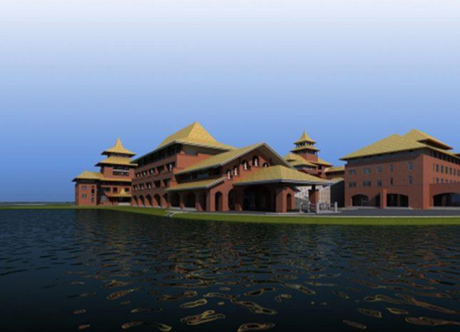 International Buddhist University, Air Handling Units - Fan Coil Units - Air Movement Products | Maico Gulf