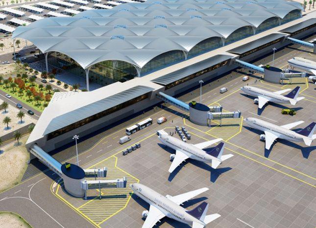KKIA Terminal T-5, Air Handling Units - Fan Coil Units - Air Movement Products | Maico Gulf